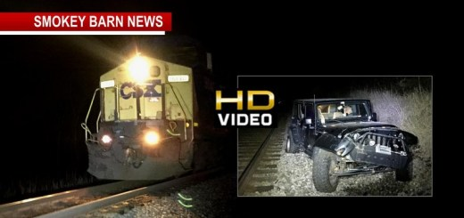 Police: Jeep Hit By Train In Adams Was Driving On The Tracks