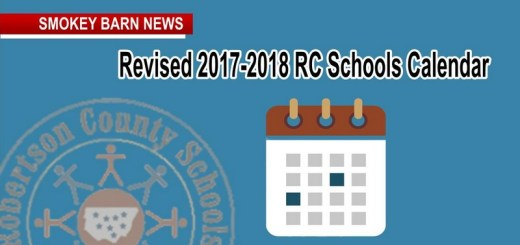 "RC Schools: Revised School Calendar - 2017-2018 AND Applications For ""Out Of Zone Requests"