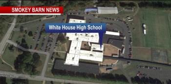 White House High School All-Clear Following Alert
