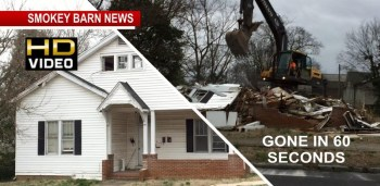 Watch Springfield Home Come Down In 60 Seconds