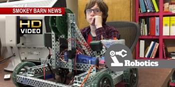 Robots Teach Students At Springfield High