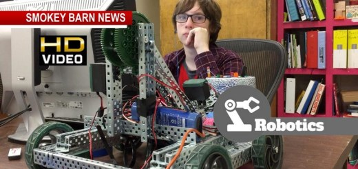 Robots Teach Students At Springfield High