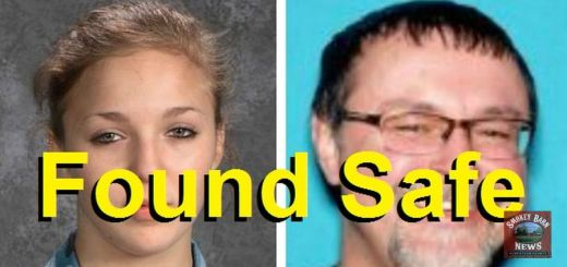Elizabeth Thomas/Tad Cummins Found Safe