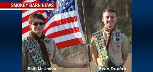 Robertson County Teens Earn Rare Eagle Scout Rank