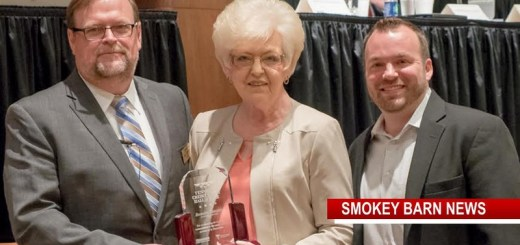 """Greenbrier Mayor Inducted into """"Tennessee Credit Union Hall of Fame"""""""