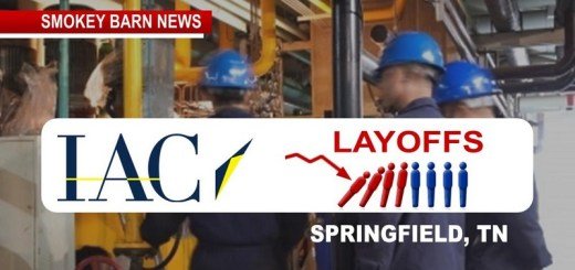 I. A. C. In Springfield To Let Go 145 Employees