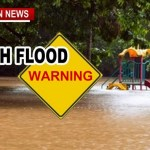 Flash Flood Warning Until 11:45PM, More Rain On The Way