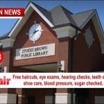 Annual Free Health Fair At Stokes Brown Public Library