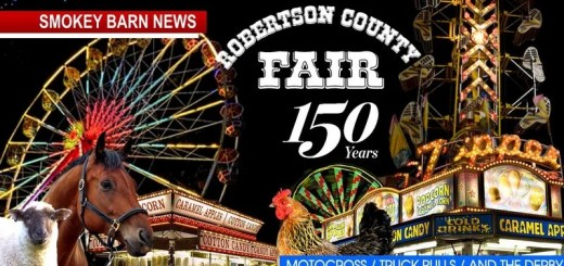 The 150th Annual Robertson County Fair Begins August 21 (FULL SCHEDULE)