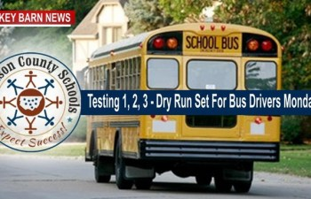 Robertson Schools Plan Bus Route Test Monday July 31st