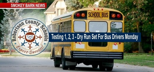 Robertson Schools Plan Bus Route Test Monday July 31st