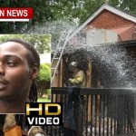 Alert Neighbor And Quick Response By Firefighters Save Home