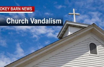 RC Sheriff's Office: Five Juveniles Cited In Church Vandalism
