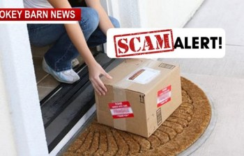Package Scam Hits Robertson County