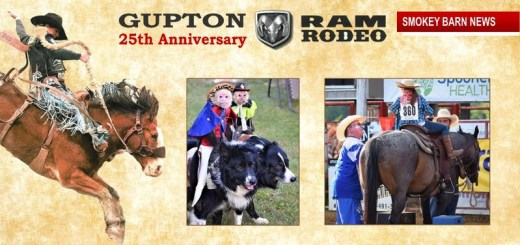 Gupton Ram Tough Celebrates 25th Anniversary Rodeo In Springfield