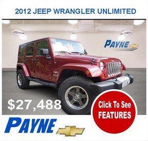 Payne 2012 Jeep wrangler 27488 288x275