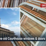 Historic R.C. Courthouse Windows & Doors To Be Auctioned Off