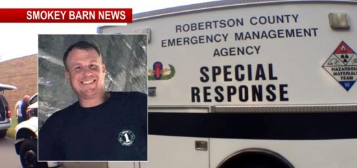 Local Firefighter Jumps To Robertson County E.M.A.