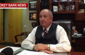 Sheriff Holt Announces Retirement, Endorses Successor