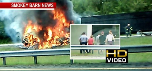 Irma Evacuees Lose EverythingIn Fiery I-24 Crash