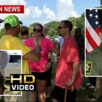 Saturday Fundraiser Overwhelms Wounded Robertson Officer