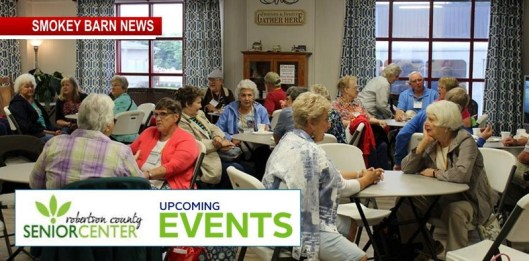 Seniors InRobertson County Come Join The Fun (Upcoming Events)