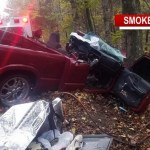 Teen LifeFlighted After Serious Crash In Greenbrier