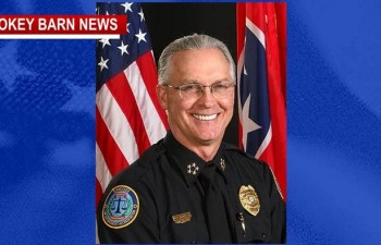 Springfield Police Chief David Thompson Announces Retirement