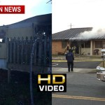 Two Families Homeless & One Close Call In Thanksgiving Eve Fires