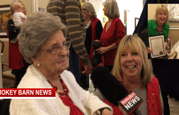Springfield Woman Turns 103, Gets Key To The City, Eats Cake