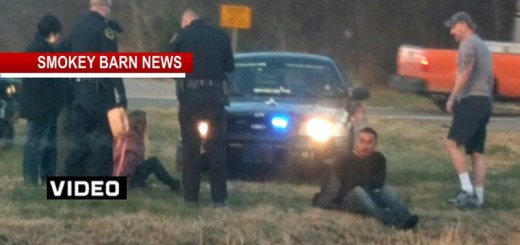 Two In Custody Following Police Chase In Stolen Truck