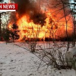 Ridgetop Home Destroyed By Fire Friday Morning