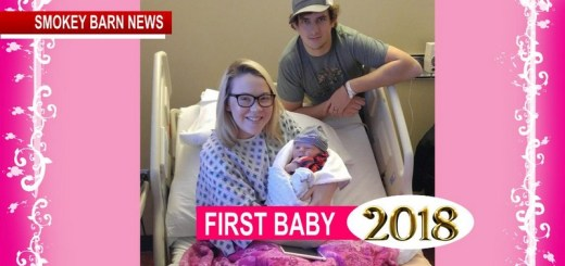 Robertson County Welcomes 2018's First Citizen