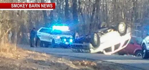 TRAFFIC ADVISORY: CovingtonRd CLOSED Due To Rollover Crash