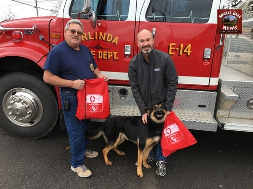 Emergency Pet Oxygen Masks Donated To Local Firefighters