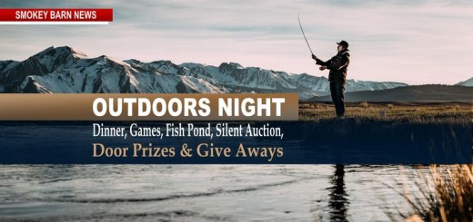 You're Invited - Wild Game Dinner, Mountain Lion Attack Survivor, Fishing & More
