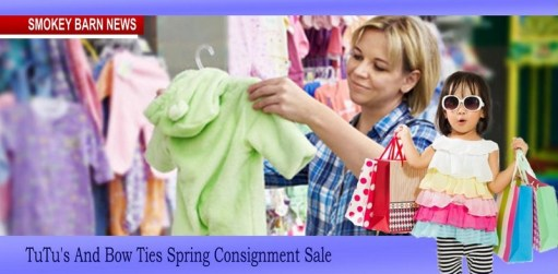 Spring/Summer Children's Consignment Sale, By Tutus & Bow Ties