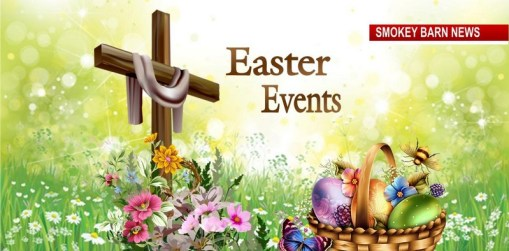 Easter Weekend Events: Egg Hunts, Pancakes, Music & Plays