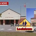 Jo Byrns Elementary/High On (Precautionary) Lockdown