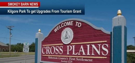 Cross Plains Kilgore Park To Get Upgrades From Tourism Grant