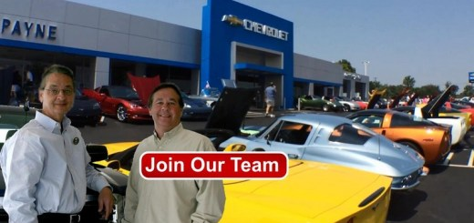 Payne Chevrolet, One Of Many Companies Hiring Now