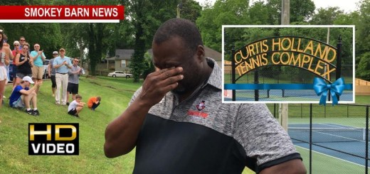Springfield Tennis Complex Named After Coach Curtis Holland