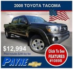 Payne 2008 toyota tacoma 1089b flag 300