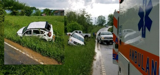 TRAFFIC ALERT Hwy 76 Rollover (Expect Delays)
