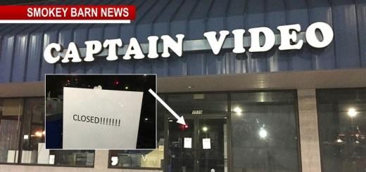 Captain Video & Tanning Closing Springfield/GallatinLocations