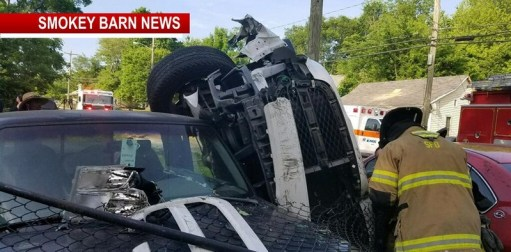 Springfield Man Injured In Rollover Crash