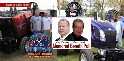 Saturday Truck/Tractor PULL To Honor Cancer Victims