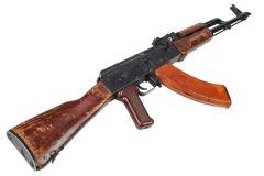 ak - 47 assault rifle