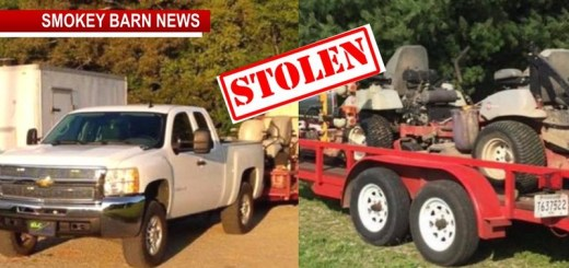 Truck/Trailer/ Lawn Equipment Car-Jacked From Employee