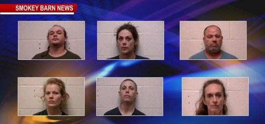 Recent Arrests Net Marijuana, Guns, Cash, Heroin & Crystal Meth